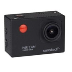 Video camara de accion Sunstech ACTIONCAM10BK