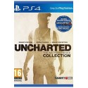 UNCHARTED COLLECTION PS4 SONY