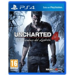 UNCHARTED 4 PS4 SONY