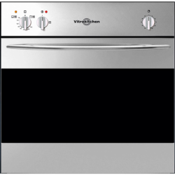 . Horno a Gas VITROKITCHEN HG6IB But Inox, Grill