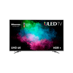Smart TV HISENSE 55 4K Ultra HD 55N6800 ULED STV HDR+ 2200Hz. acceso directo a Netflix, Wuaki TV, Youtube y APP Store,