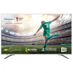 Smart TV 4K HISENSE 55 55A6500 UHD STV WIFI HDR METAL SLIM