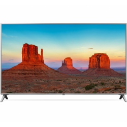 "Smart TV LG 43UK6500PLA 43"" LED 4K UltraHD y con procesador Quad Core de 10 bits"