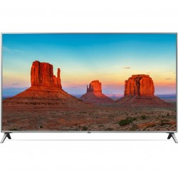 TV LED 139 cm (55'') LG 55UK6500PLA UHD 4K, Smart TV con IA, HDR, Wi-Fi