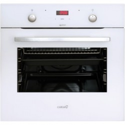 Horno indep. Cata MD 7010  WH  Multif. Cristal Bl.