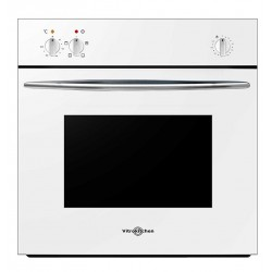 Horno Gas/Grill Gas 60cm. Indep. Blanco Gas  Natural Vitrokitchen HG6BN