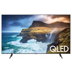 Smart TV SAMSUNG 55 QE55Q70R UHD QLED IA 3300PQ FULLARR WiFi BlueTooth