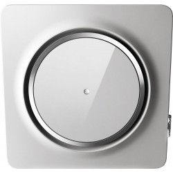 ELICA LOOP WH/F/75 PRF0120963 De Pared Inclinada CristalPlant Blanco 1000 m3/hora Silence A+ LED 1 x 7 W