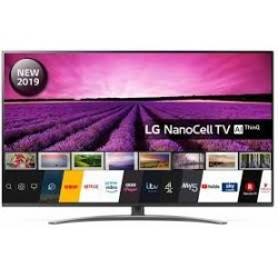 "Smart TV 49"" TV SUHD 4K LG 49SM8200PLA 4K Ultra HD, inteligencia Artificial ThinQ"
