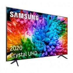 Smart TV SAMSUNG 65 UE65TU7105 UHD STV SLIM 2000PQi CRY