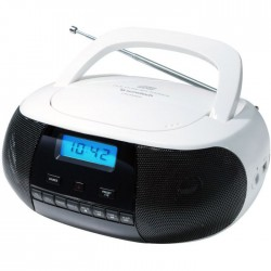 Radio CD SUNSTECH CRUSM400WT