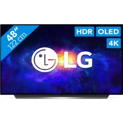 Smart TV LG 48 48CX6LA UHD...